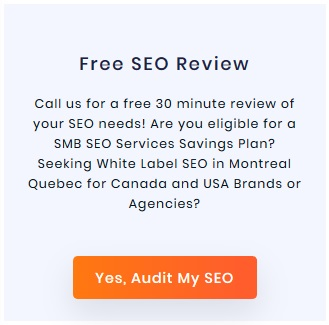 hvac seo quebec free offer